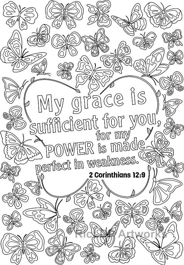 Bundle Of 14 Bible Coloring Pages Bible Verse Coloring Page Bible Coloring Pages Bible Verse Coloring