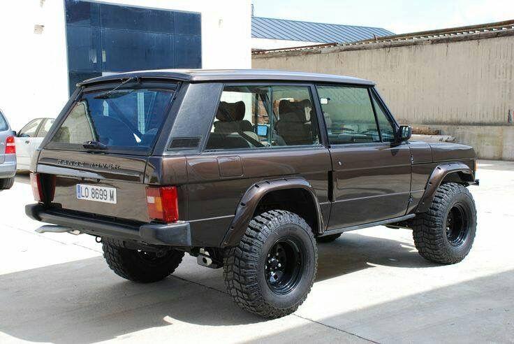 2 Door Lifted Range Rover Range Rover Classic Range Rover Off Road Range Rover