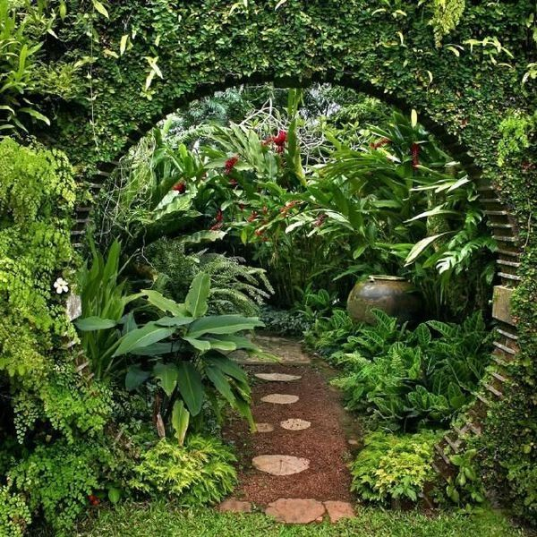 43 Tricks and Tips to Beautiful Garden Landscaping #landscapingtips