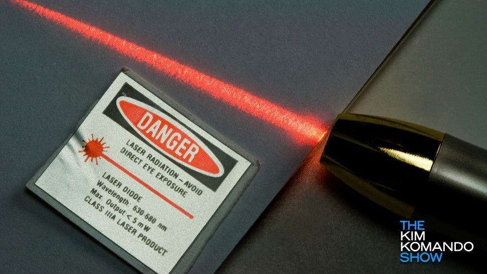 Hackers can hijack your smart home with laser pens in 2020