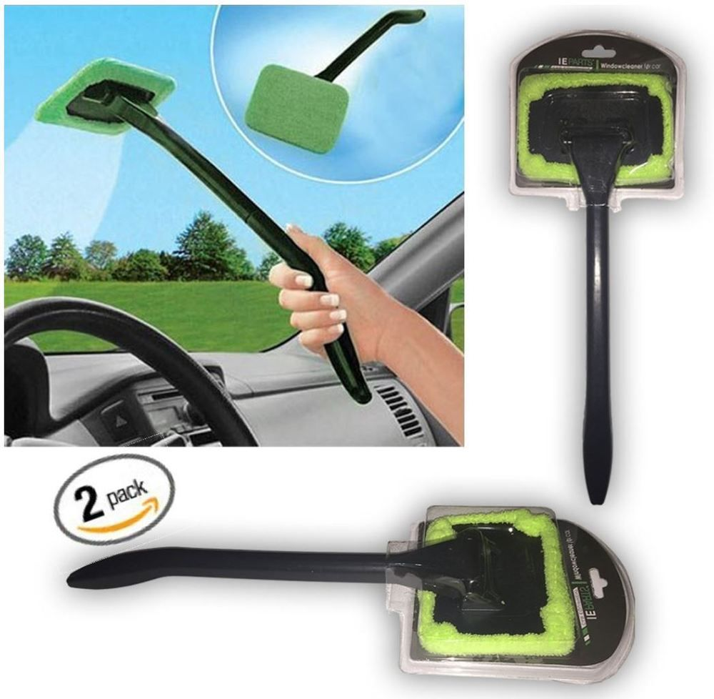 Car Windshield Cleaner Auto Glass Clean Easy Wiper Handle