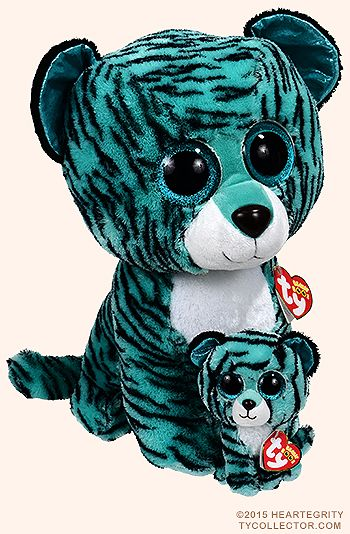 836b1c4a18e ... Ty Beanie Boo Justice Stores exclusive tiger