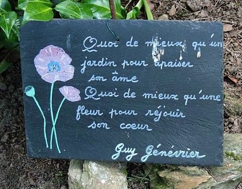 Bois Slogan pour décoration de jardin-drôle jardin Marqueurs-jardinage cadeau