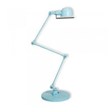 Jielde Style Jielde Style Blaue Loft Schreibtischlampe   Jielde Style Von  Cult Furniture UK