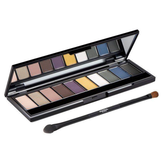 LOreal Paris Color Riche La Palette Nude 2 Eyeshadow