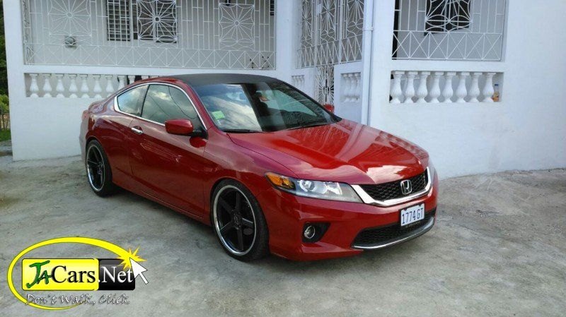 """Cars For Sale In Jamaica With Financing: Honda Accord On JaCars.Net """"Find Vehicles For Sale In"""