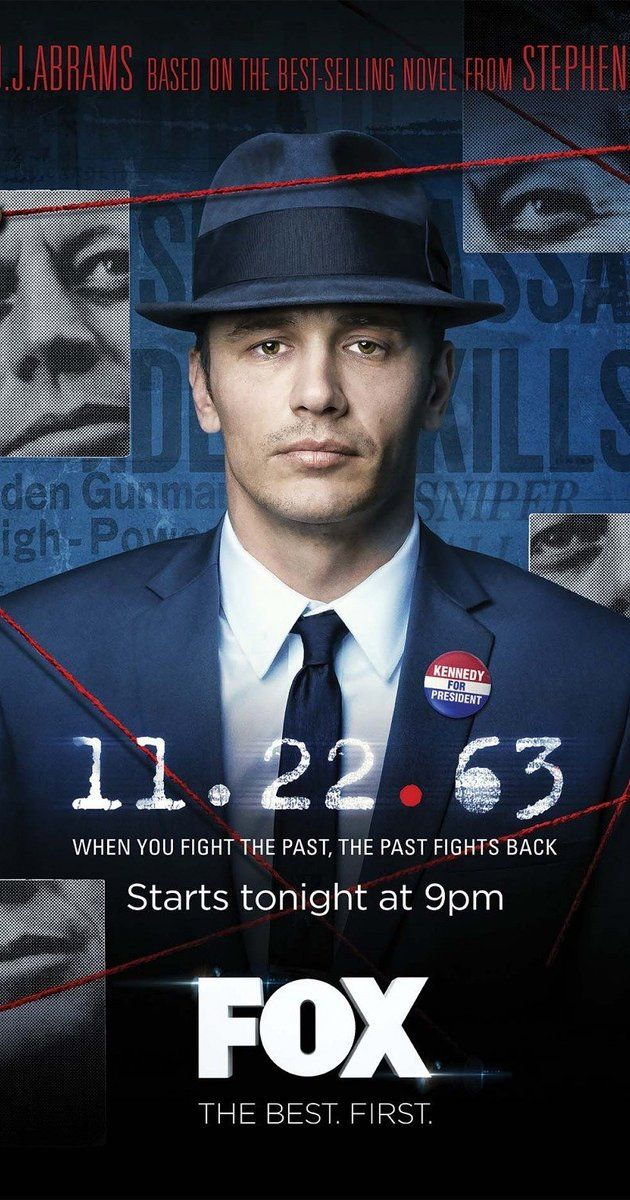 Created by Bridget Carpenter. With James Franco, Sarah Gadon, George MacKay, Chris Cooper. A high school teacher travels back in time to prevent John F. Kennedy's assassination.