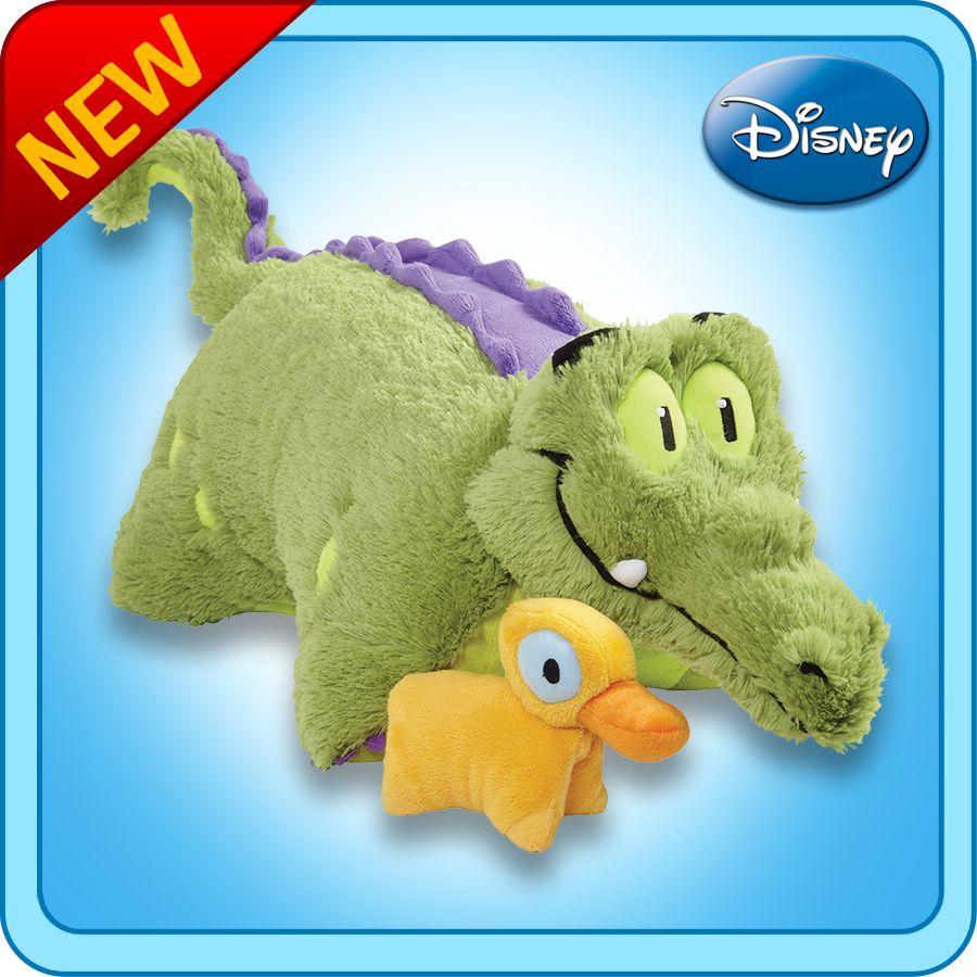 Disney Swampy Ducky My Pillow Pets The Official Home Of Pillow Pets Disney Pillow Pets Disney Pillows Animal Pillows