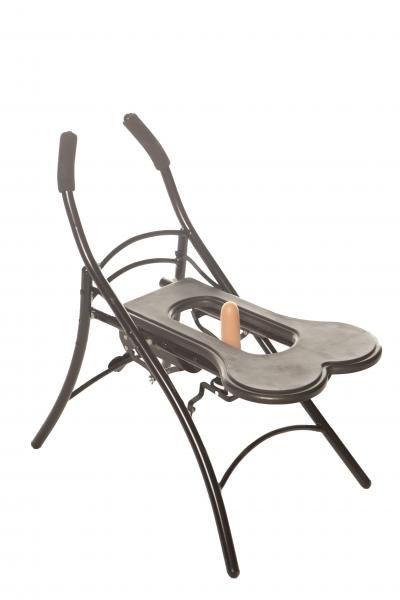 Attirant My Diletto Sex Chair With 2 Dildo Attachments