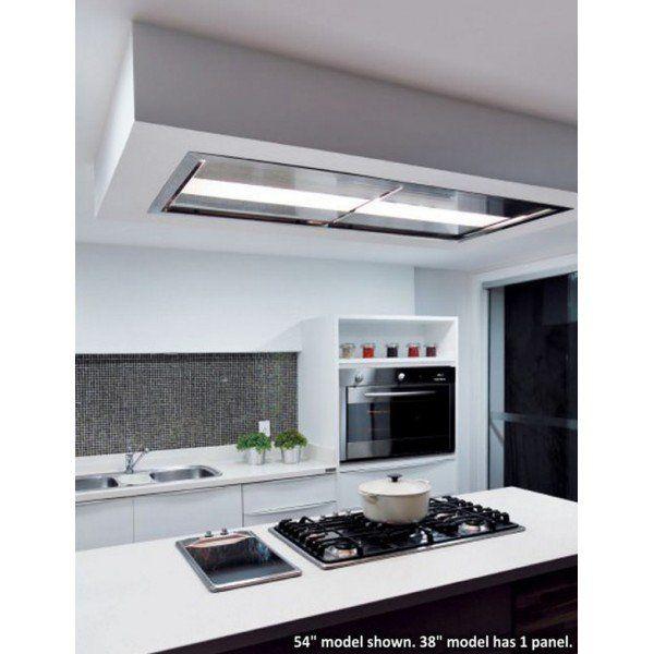 38 Skylight Ceiling Soffit Range Hood Kitchen Ventilation