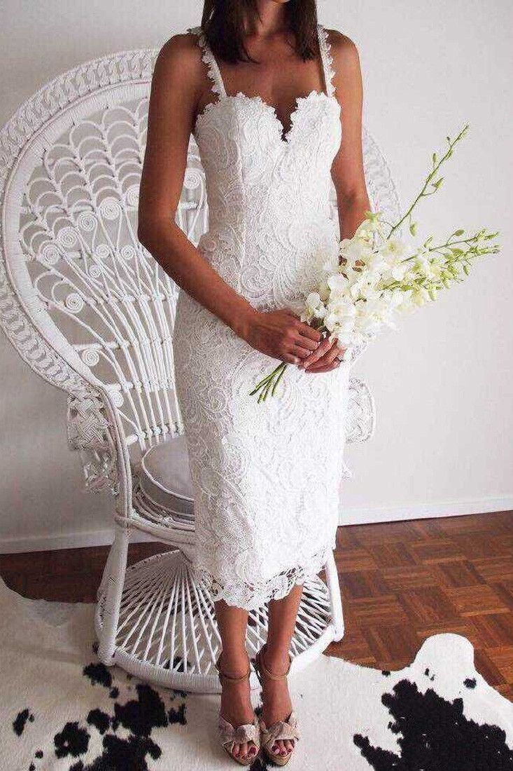 Black lace dress for summer wedding  Chic Scalloped Crochet Lace Shoulderstraps Dress  Products