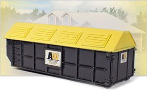 Arwood Waste Management offers the best rates on roll off dumpsters.