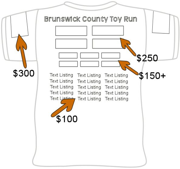 T Shirt Sponsorship Template In The News Vbs Templates