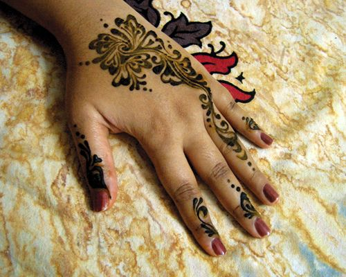 Mehndi Designs Patterns Ideas : Mehandi designs easy mehndi for beginners cool stuff