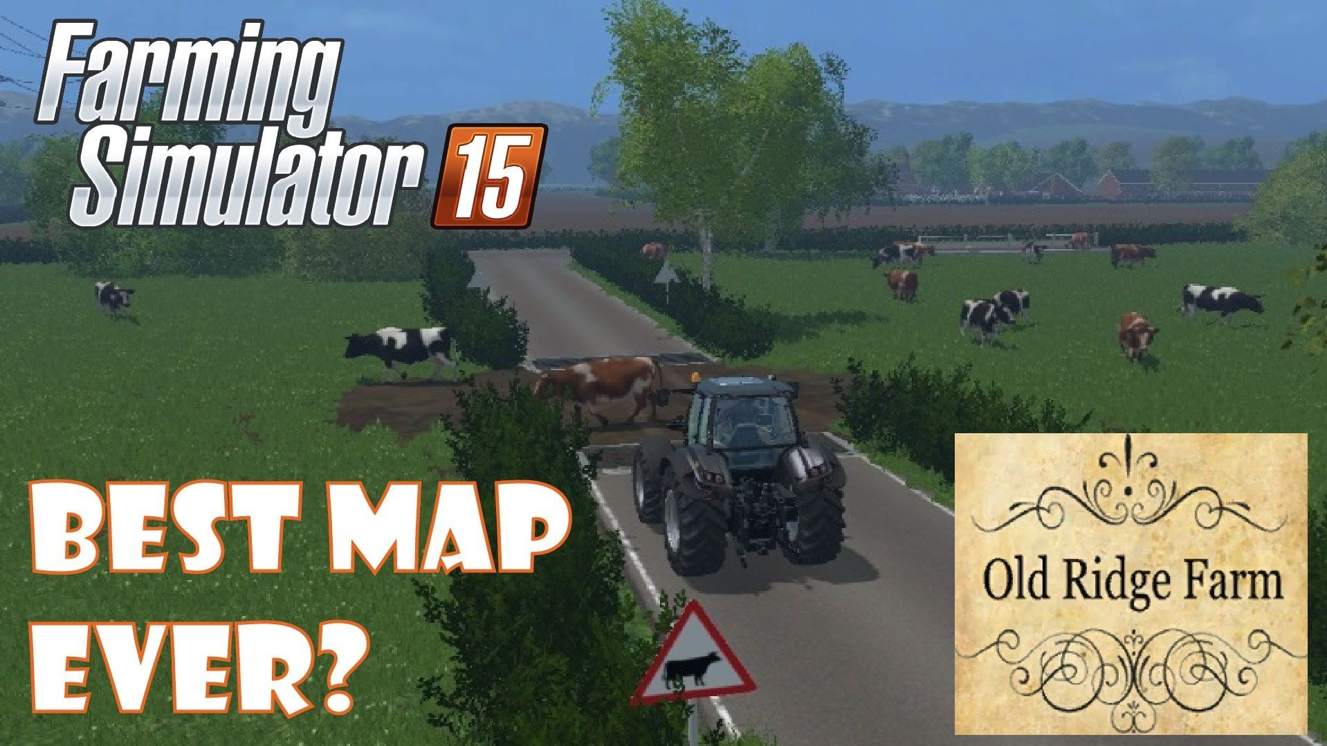 Old Ridge Farm Review The Best Map