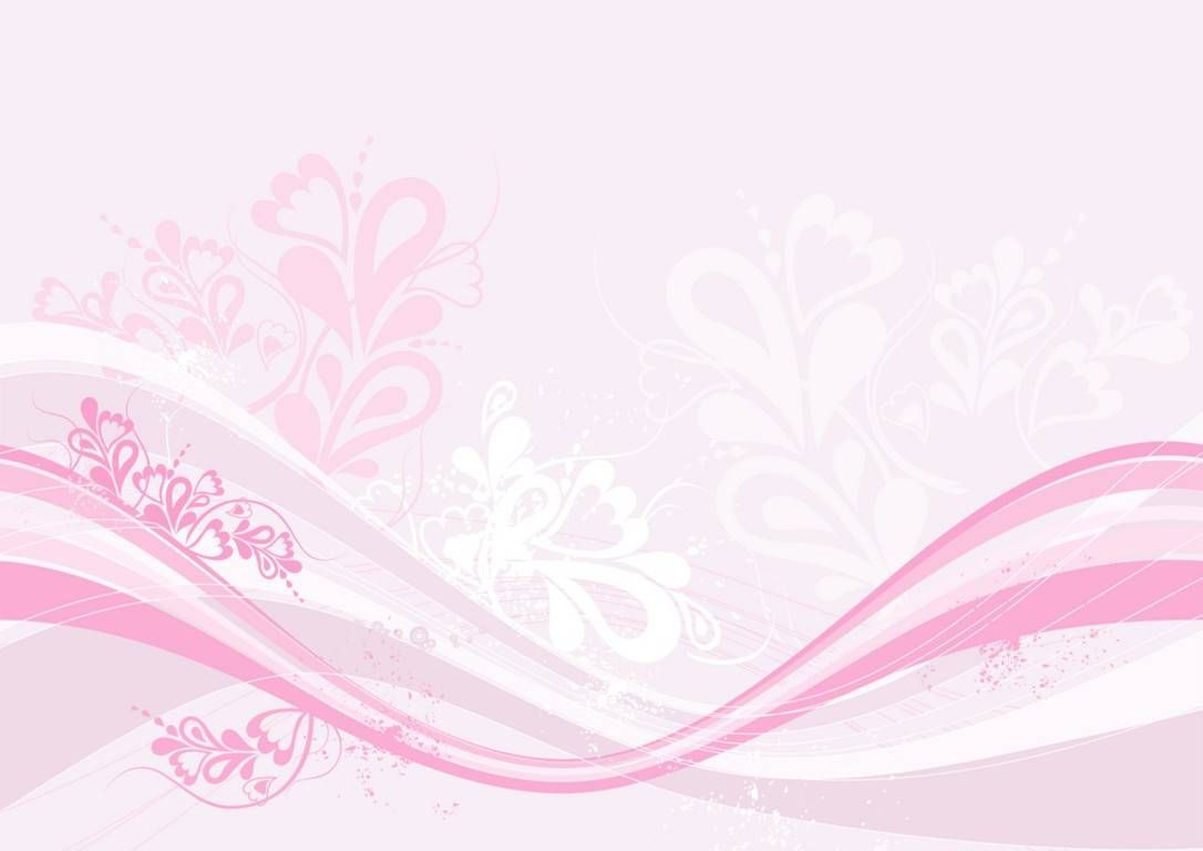 Light Pink Floral Background Light pink floral background ...