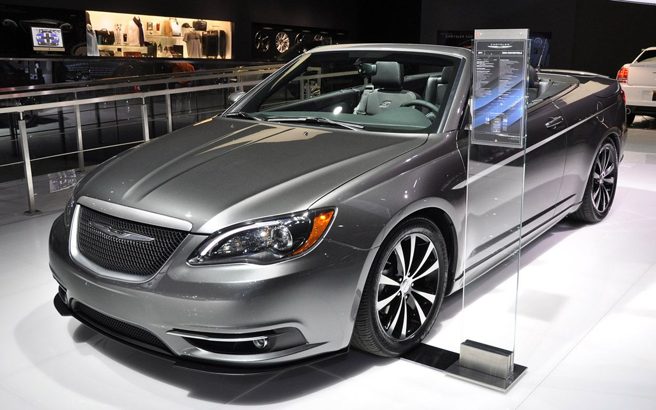 2016 Chrysler 200 Convertible New Design Http Www Carspoints