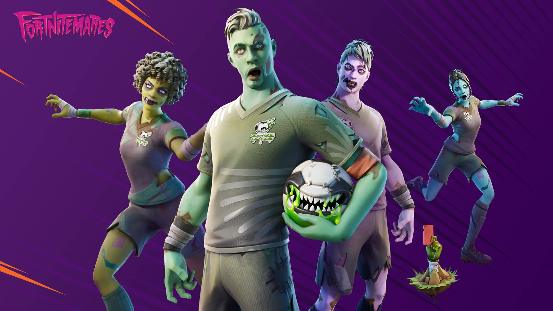 Fortnitemares 2019 Event Storm King Ltm Challenges Rewards More Epic Games Have Released A Post Outlining What This Fortnite Fortnite New Zombie Storm King