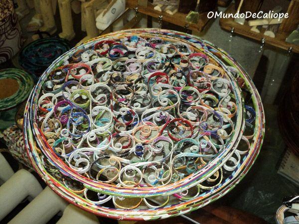 Mandala Feita Com Revistas Passo A Passo Mandala Artesanato