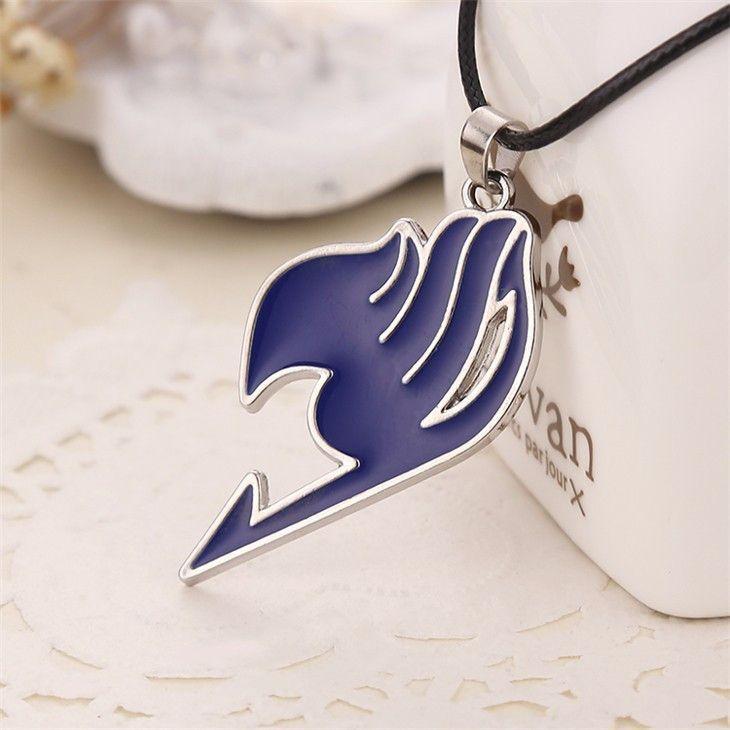 Fairy Tail Natsu Dragneel Guild Pendant Necklace
