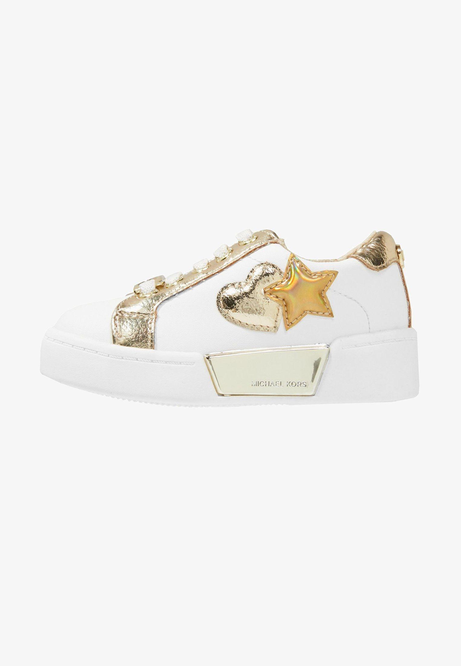 Zia Guard Zone T Lauflernschuh White Gold Zalando De Lauflernschuhe Kinder Schuhe Und Schuhe Fur Madchen