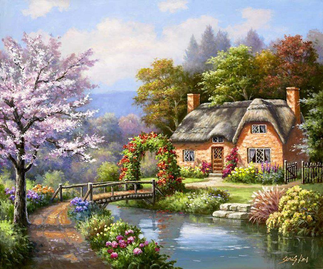 bysungkim.jpg (1030×858) Paintings I Love Pinterest