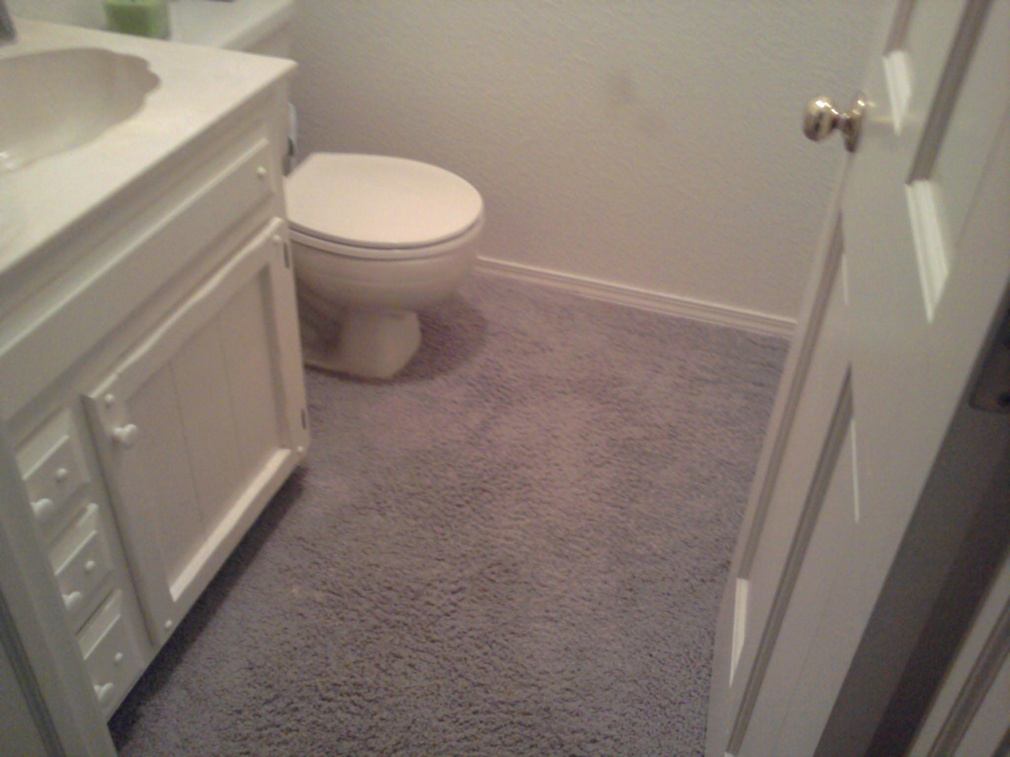 How To Add A Comforting Touch To Your Home With A Bathroom Carpet