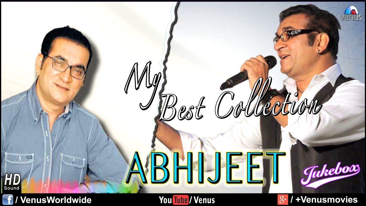 """Abhijeet"" My Best Collection Audio Jukebox ABHIJEET"