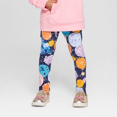 58541c5263ccd3 Toddler Girls' Leggings - Cat & Jack™ Navy : Target   BABY APPAREL ...