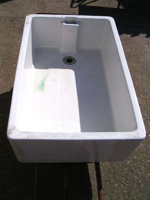 3 feet long Royal Doulton Butler Belfast kitchen sink sinks ...