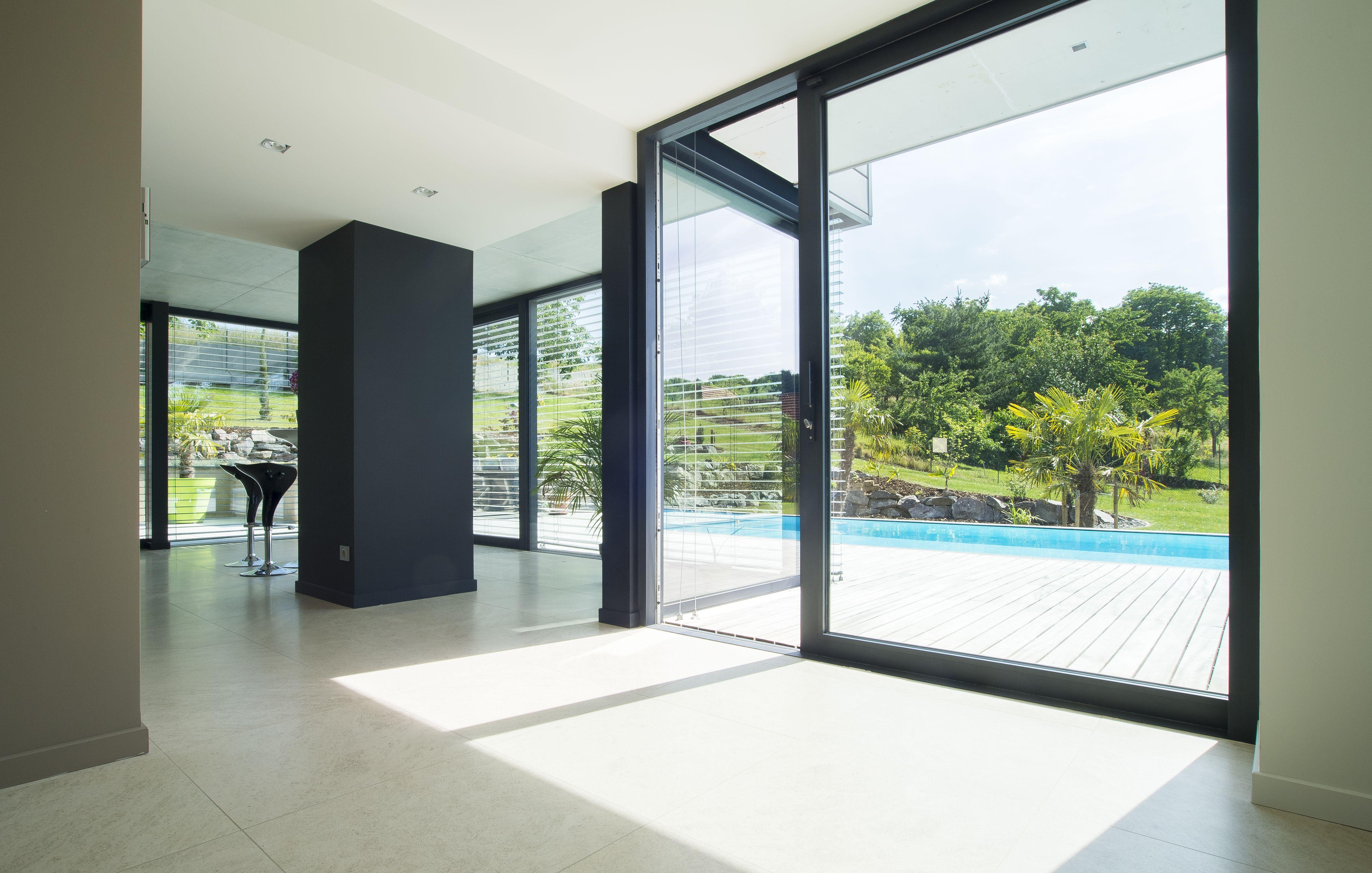 fenetre pvc coulissante rectangulaire. Black Bedroom Furniture Sets. Home Design Ideas