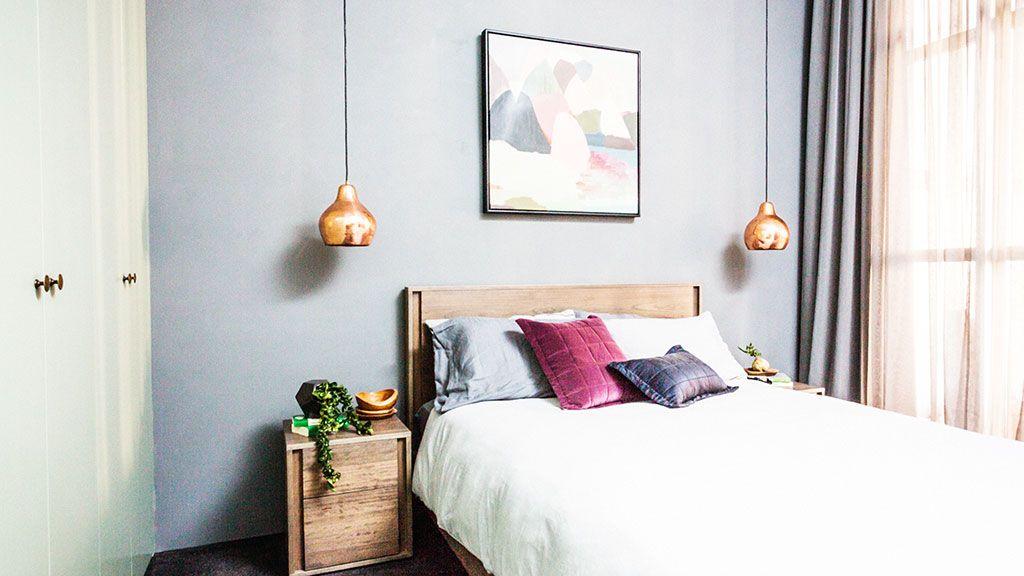 Michael Carlene Guest Bedroom Reveal The Block Glasshouse 9jumpin Home Bedroom Guest Bedrooms Bedroom Interior