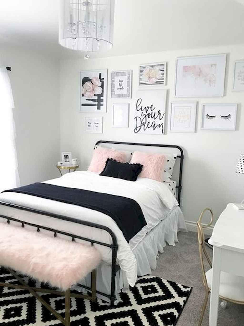 71 Simple Bedroom Decorating Ideas With Beautiful Color Decoracao Quarto Pequeno Feminino Quarto Minimalista Pequeno Decoracao Quarto Pequeno