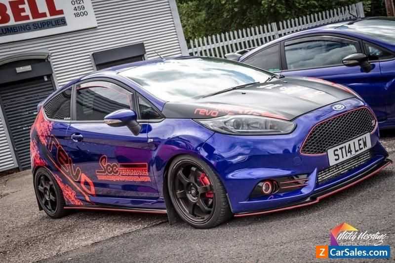 Car For Sale Ford Fiesta St Revo Stage 3 Modified 280bhp Fiesta St Ford Fiesta St Ford Fiesta