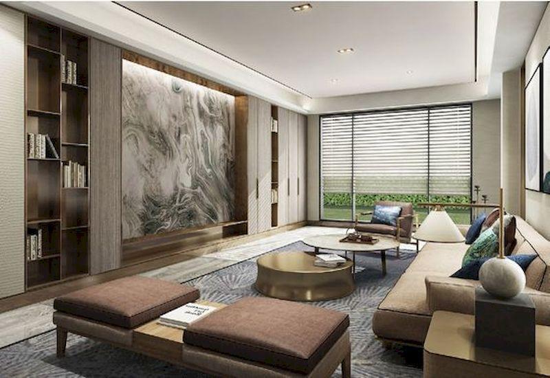 45 Impressive Chinese Living Room Decor Ideas Roundecor Contemporary Living Room Design Farm House Living Room Stylish Living Room