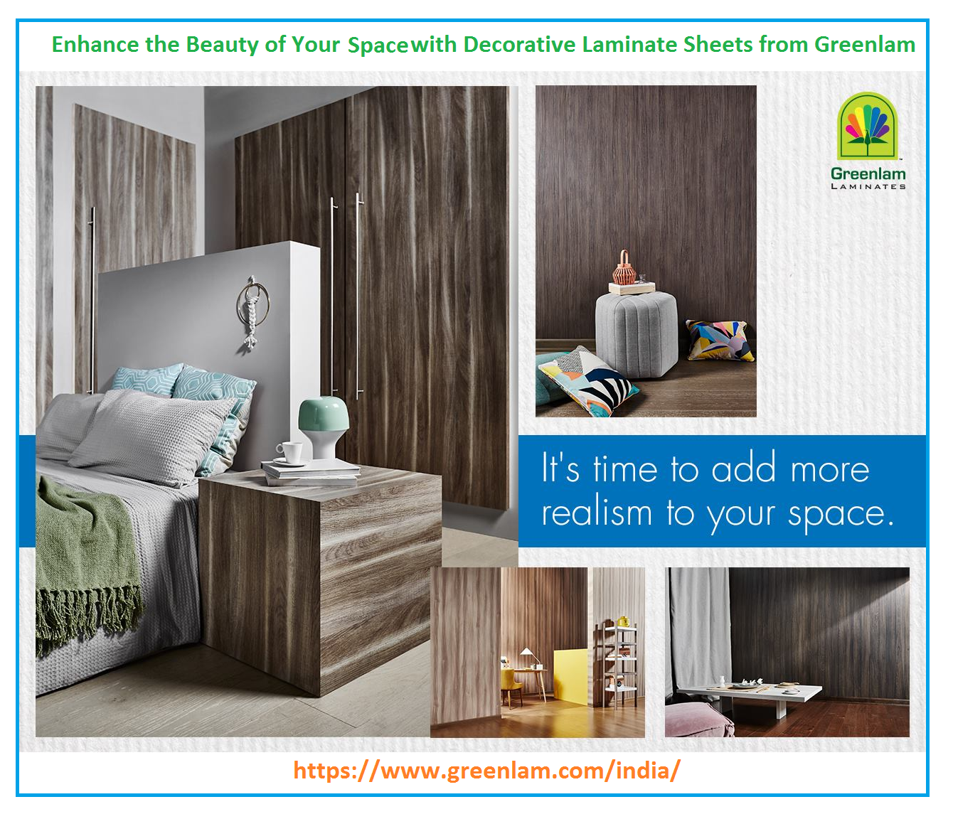 Enhance the Beauty of Your Space with Decorative Laminate ...