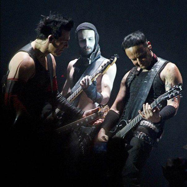 Richard, Olli, Paul