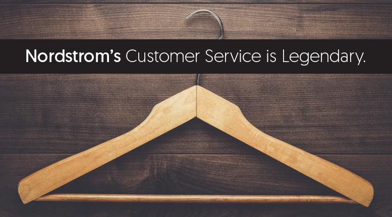 Nordstrom's Customer Service Is Legendary   Sharpen