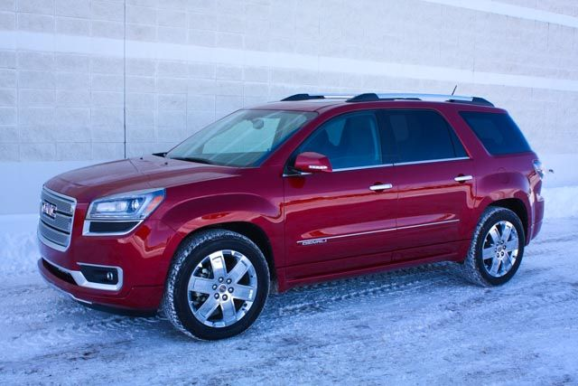 Review 2013 Gmc Acadia Awd Denali Click On The Photo To Read The