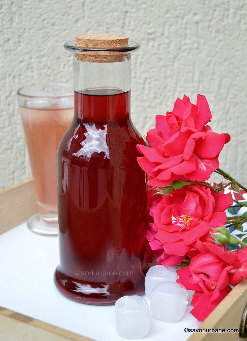 pierderea în greutate cu petale de trandafir)