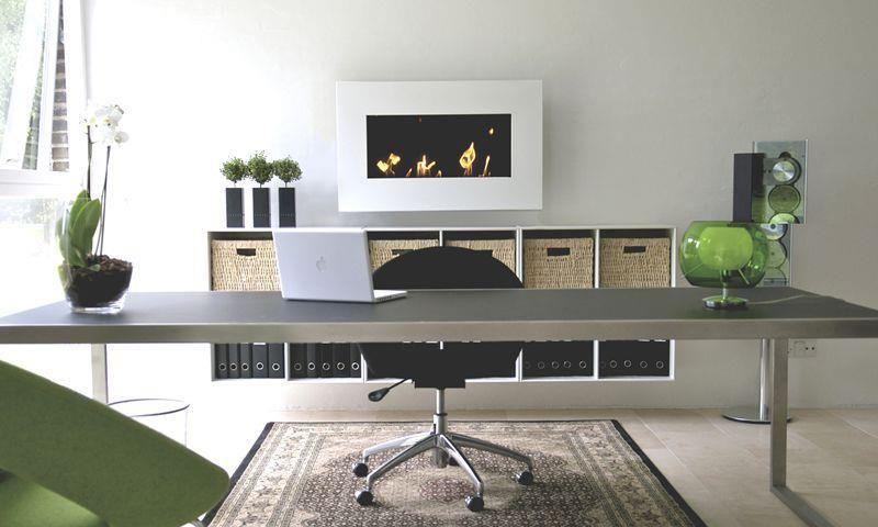 chemin e murale l 39 thanol sans conduit en vente en. Black Bedroom Furniture Sets. Home Design Ideas