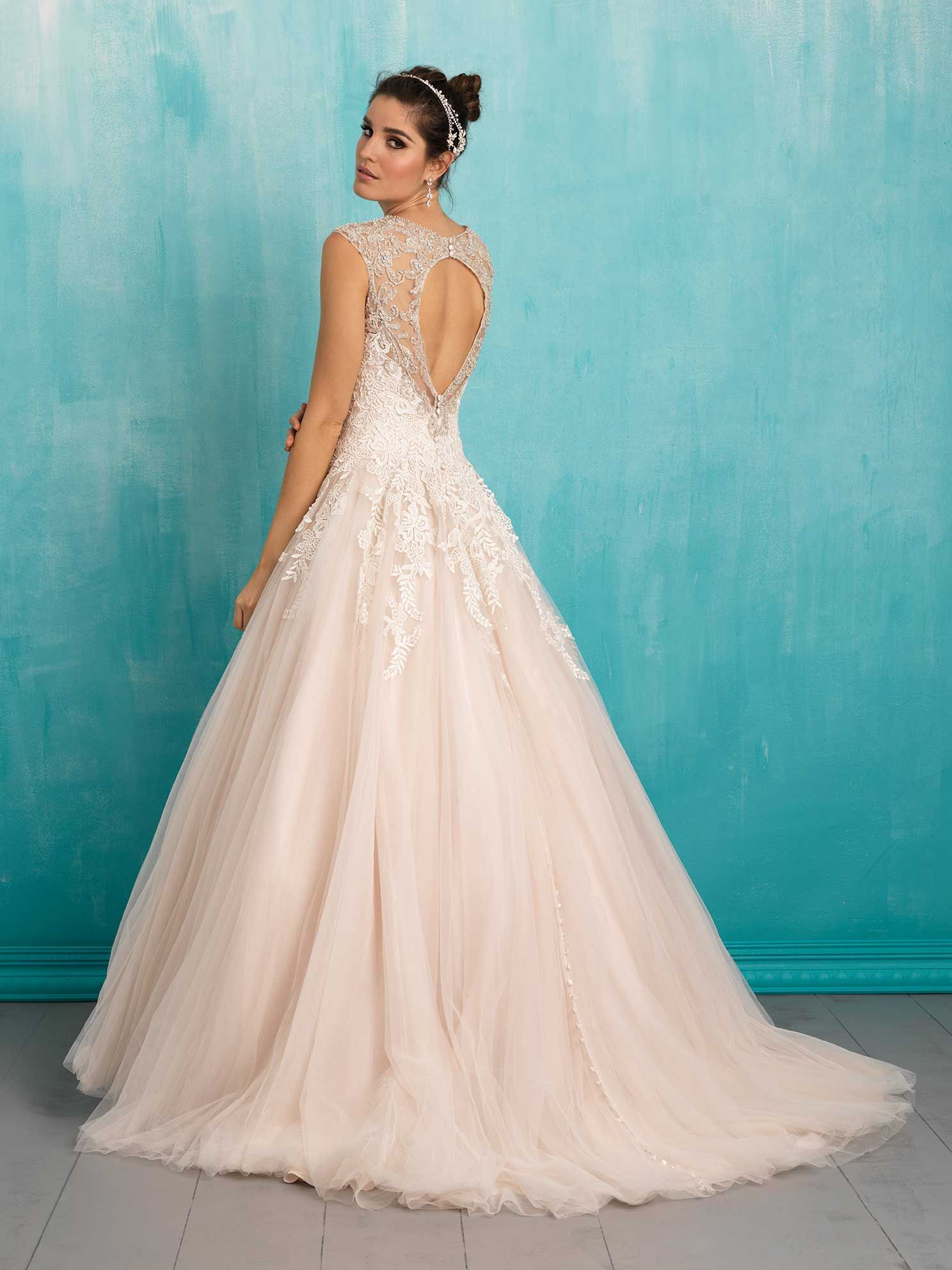 Allure Bridals | Allure 9323 | Available at LuLu\'s Bridal Boutique ...