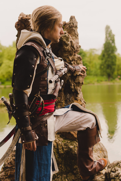 Edward Kenway - Assassin's Creed 4: Black Flag Cosplay by S-Seith