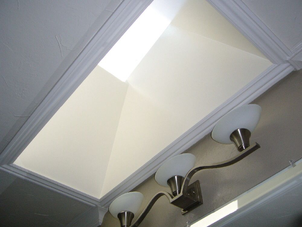 Skylight Through Attic For The Home Pinterest More