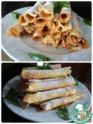 Рецепт вафель на сковороде пошагово