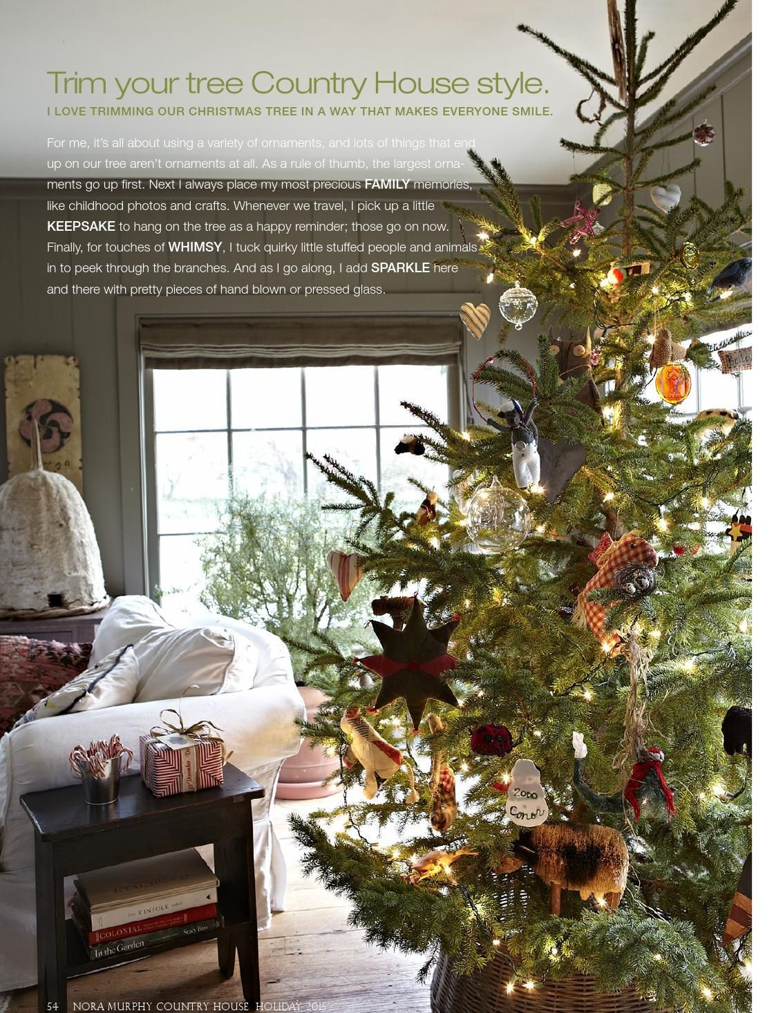 Nora Murphy Country House Holiday 2015 ClippedOnIssuu
