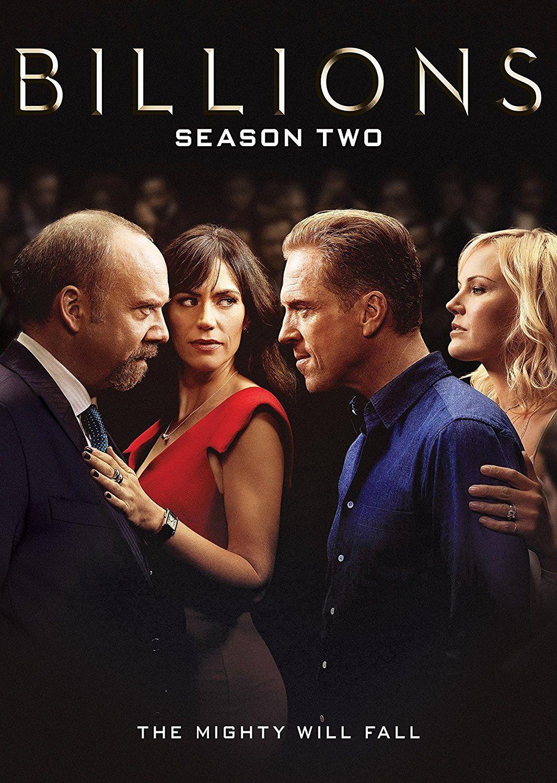 Billions Season Two Amazonca Dvd Crime Espionage And