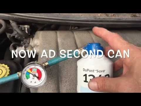 How To Add Fill Your Car Ac With Freon Ads Car