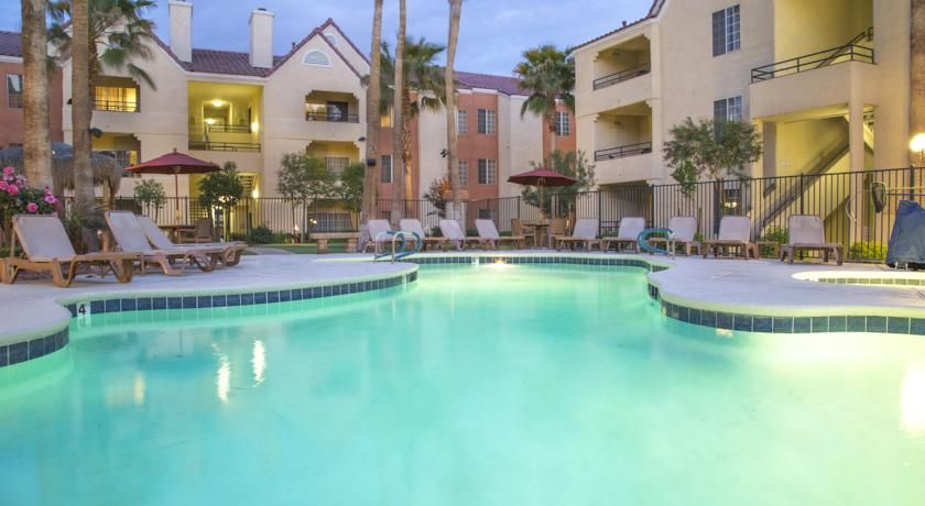 Holiday Inn Club Vacations Las Vegas At Desert Club Resort Las Vegas Usa
