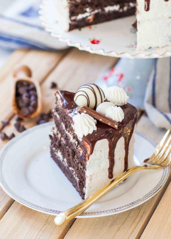 Ultimate Chocolate Sponge Cake Recipe Video Recipe With